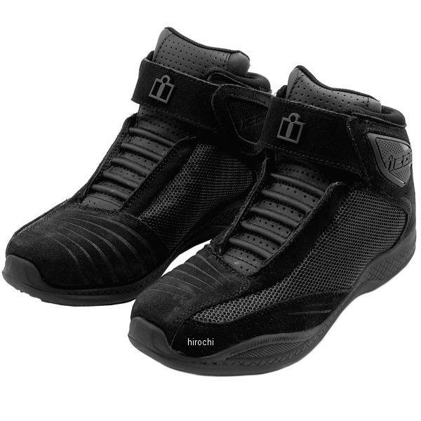 【メーカー在庫あり】 34030526 アイコン ICON ブーツ CE TARMAC2 黒 11.5サイズ 29.5cm 3403-0526 HD店