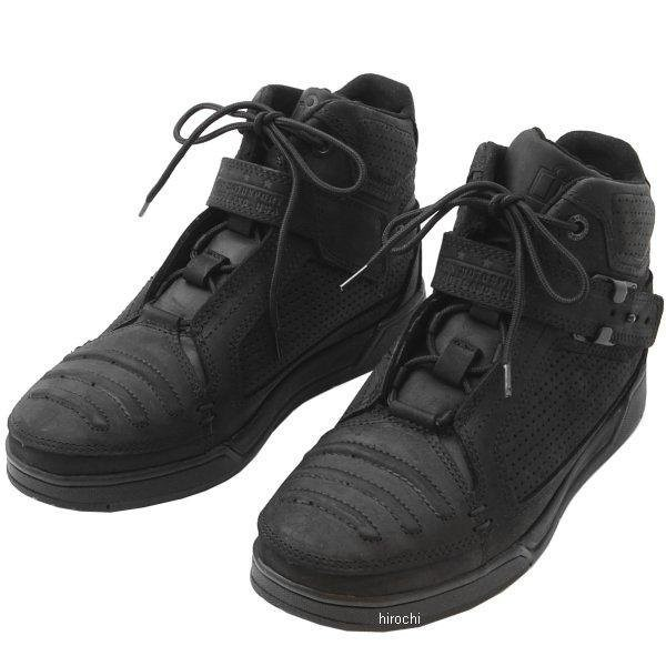 【メーカー在庫あり】 アイコン ICON ブーツ CE TRUANT 黒 9.5サイズ 27.5cm 3403-0544 HD店