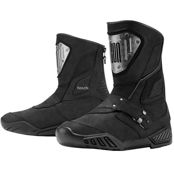 【USA在庫あり】 アイコン ICON ブーツ レトログレード 黒 9サイズ 27cm 3403-0842 HD店
