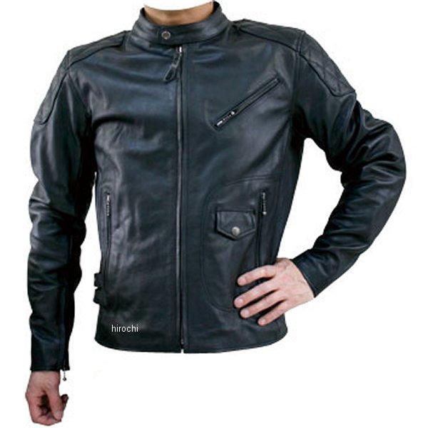 モトフィールド MOTO FIELD レザージャケット 黒 4Lサイズ MF-LJ101K HD店