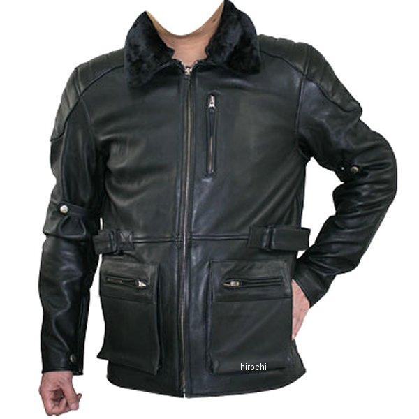 モトフィールド MOTO FIELD レザージャケット 黒 3Lサイズ MF-LJ105 HD店