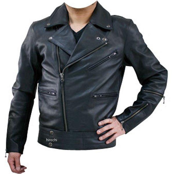 モトフィールド MOTO FIELD レザージャケット 黒 LLサイズ MF-LJ112 HD店
