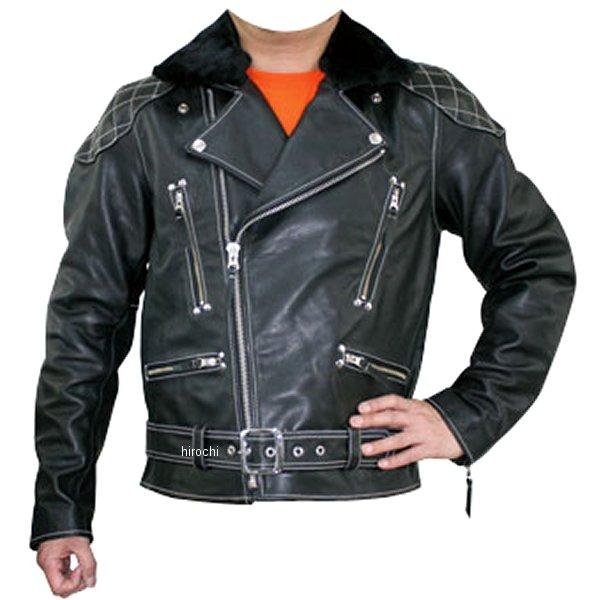 モトフィールド MOTO FIELD レザージャケット 黒 LLサイズ MF-LJ114 HD店