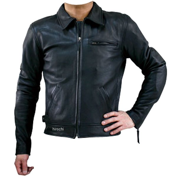 モトフィールド MOTO FIELD レザージャケット 黒 LLサイズ MF-LJ97 HD店