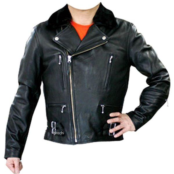 モトフィールド MOTO FIELD レザージャケット 黒 4Lサイズ MF-LJ99K HD店