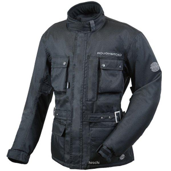 ラフ&ロード 2016年 秋冬モデル デュアルテックスウインタートレイルツーリングジャケット 黒 Mサイズ RR7685BK2 HD店