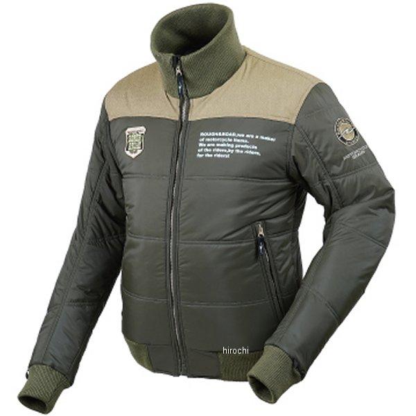 ラフ&ロード 秋冬モデル デュアルウォームジャケット オリーブ Lサイズ RR7953OV3 HD店