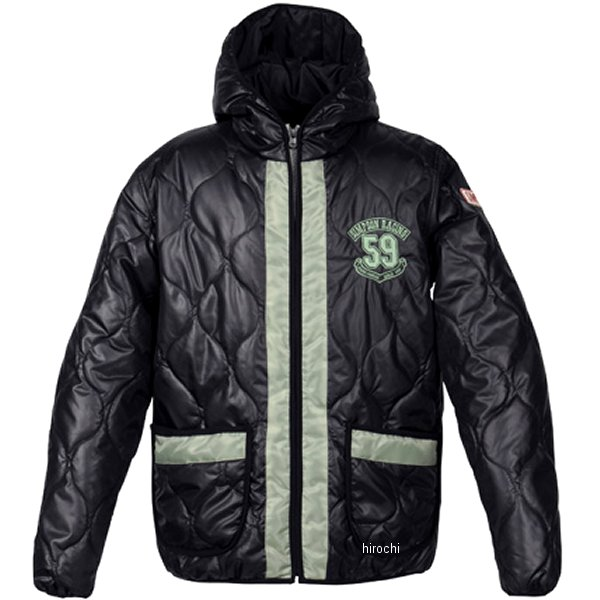 シンプソン SIMPSON インナージャケット 黒 Mサイズ SIJ-401 HD店