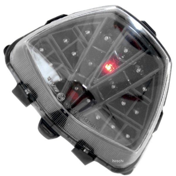 【USA在庫あり】 Moto MPH LEDテールライト クリア 11年-12年 CBR250R 2010-0942 HD店