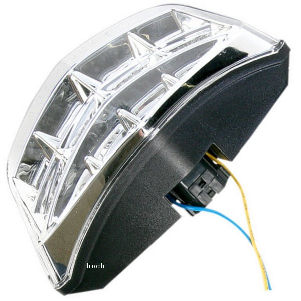 【USA在庫あり】 Moto MPH LEDテールライト クリア 08年-12年 ドゥカティ 2010-0958 HD店
