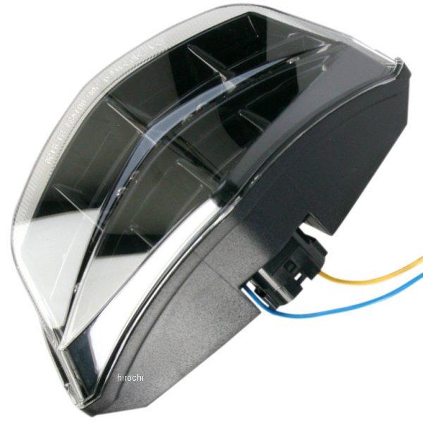 【USA在庫あり】 Moto MPH LEDテールライト ステルス 08年-12年 ドゥカティ 2010-0959 HD店