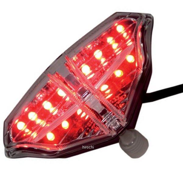 【USA在庫あり】 Moto MPH LEDテールライト クリア 07年-12年 ドゥカティ 2010-0966 HD店