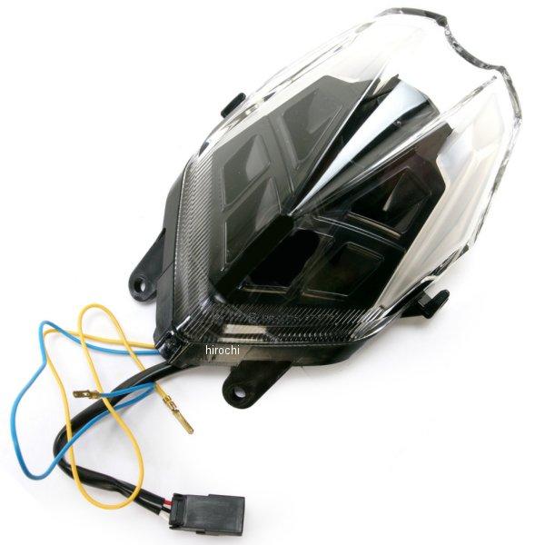 【USA在庫あり】 Moto MPH LEDテールライト ステルス 13年 トライアンフ デイトナ 2010-1120 HD店