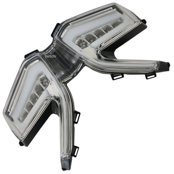 【USA在庫あり】 Moto MPH LEDテールライト クリア 12年-13年 ドゥカティ パニガーレ 1199 2010-1139 HD店