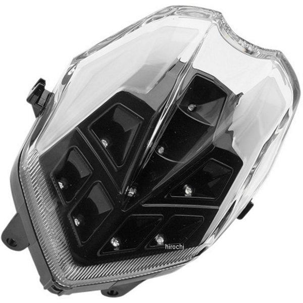 【USA在庫あり】 Moto MPH LEDテールライト ステルス 13年 トライアンフ デイトナ 2010-1149 HD店