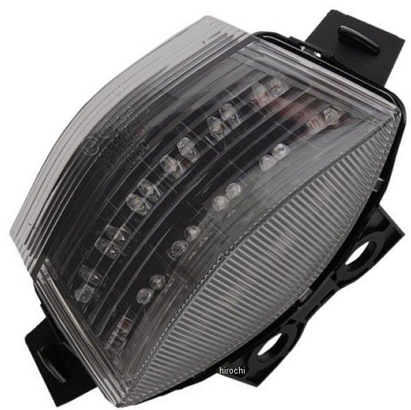 【USA在庫あり】 Moto MPH LEDテールライト ブラックアウト 05年-08年 ER-6 2010-1208 HD店