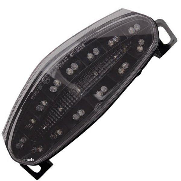 【USA在庫あり】 コンペティション ワークス Competition Werkes LEDテールライト ブラックアウト 09年-11年 ER-6 2010-1210 HD店