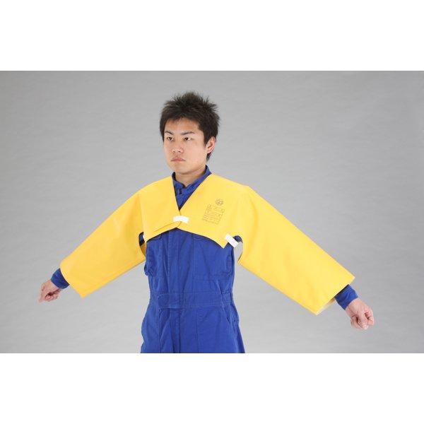 【メーカー在庫あり】 エスコ ESCO フリー 高圧用絶縁肩カバー(7000V) 000012204911 HD店
