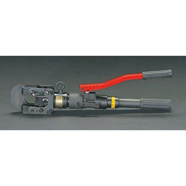 【メーカー在庫あり】 エスコ ESCO 22mm/580mm 油圧式ワイヤーロープカッター 000012061930 HD店
