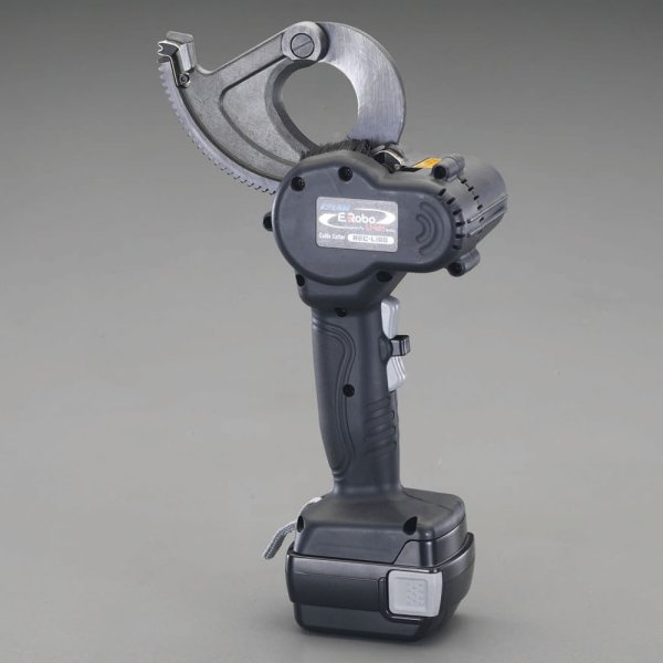 【メーカー在庫あり】 エスコ ESCO 充電式ケーブルカッター 000012252663 HD店