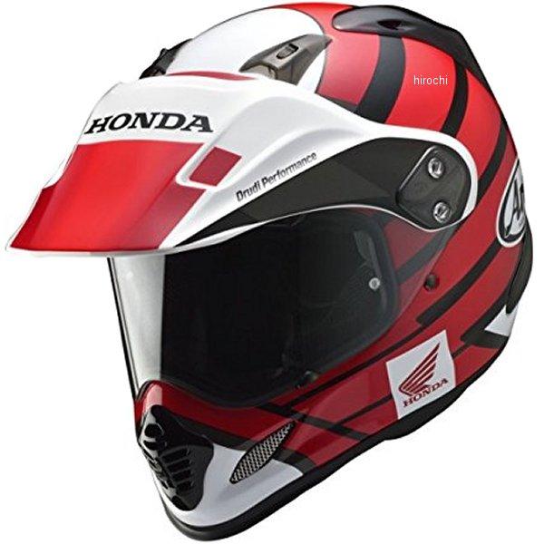 ホンダ純正 HONDA×Arai フルフェイスヘルメット ツアークロス 赤 Sサイズ 0SHGK-RT1A-R HD店