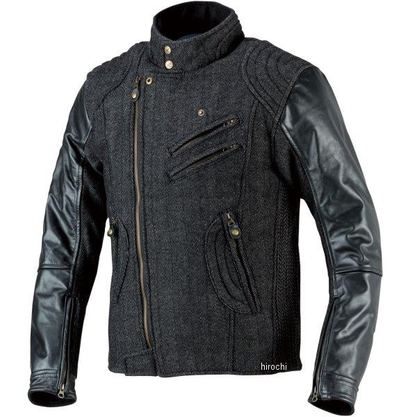 ホンダ純正 ツイードライダースジャケット 黒 4Lサイズ 0SYEX-W3Z-K HD店