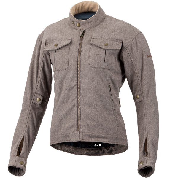 ホンダ純正 HONDA CLASSICS シングルライダースジャケット レディース ブラウン WLLサイズ 0SYTH-W33-T HD店