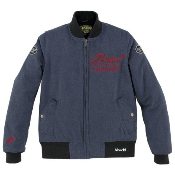 ベイツ BATES コットンキャンバスジャケット レディース ネイビー Lサイズ BAJ-L093C HD店