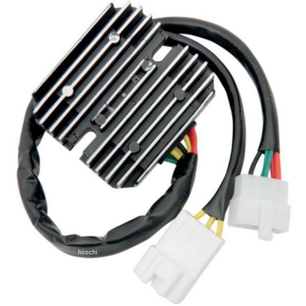 【USA在庫あり】 Rick's Motorsport Electrics レギュレーター 02年-08年 VTX1800F、VTX1800N、VTX1800T 2112-0906 HD店