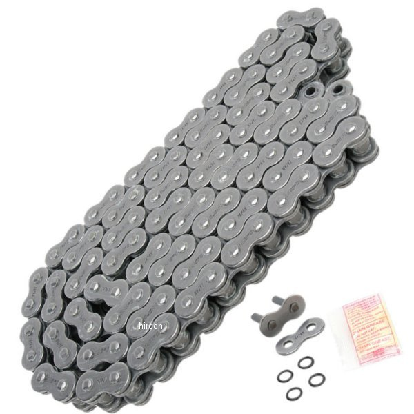 【USA在庫あり】 Parts Unlimited チェーン X-リング カシメタイプ 530/120L 1223-0397 HD店
