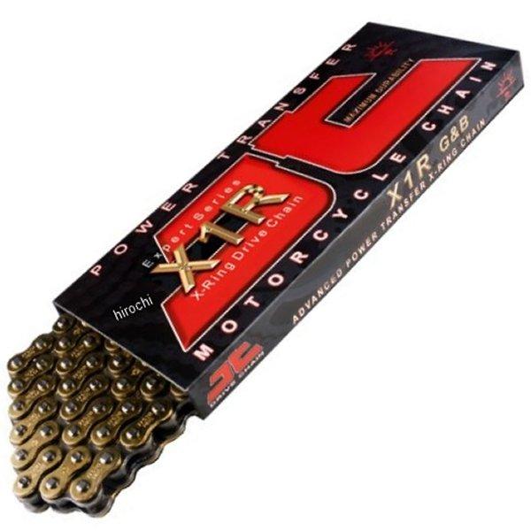 【USA在庫あり】 JT チェーン JT Chains チェーン X-リング 520X1R/124L ゴールド 1223-0617 HD店
