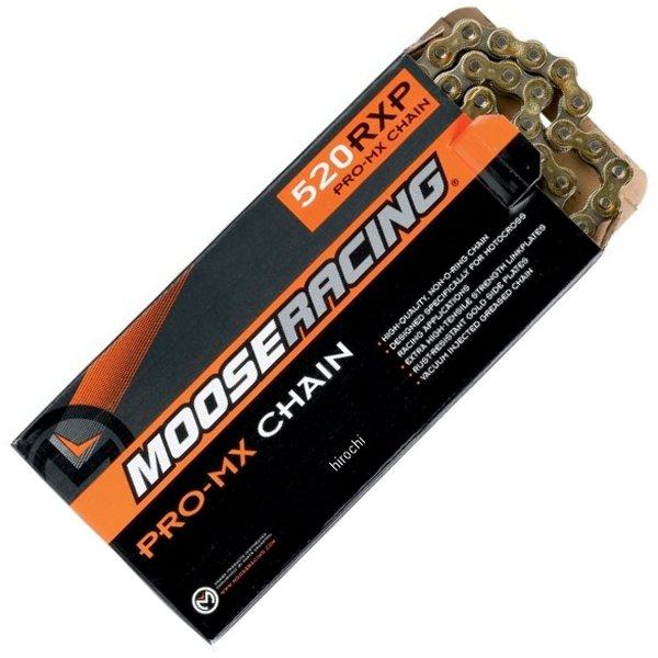 【USA在庫あり】 ムースレーシング MOOSE RACING チェーン クリップタイプ 520RXP/110L M574-00-110 HD店