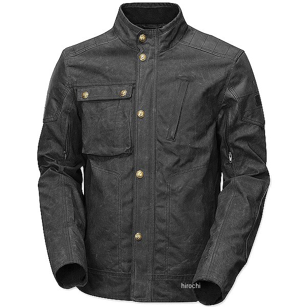 【USA在庫あり】 ローランドサンズデザイン RSD テキスタイルジャケット Truman 黒 3XLサイズ RD8177 HD店