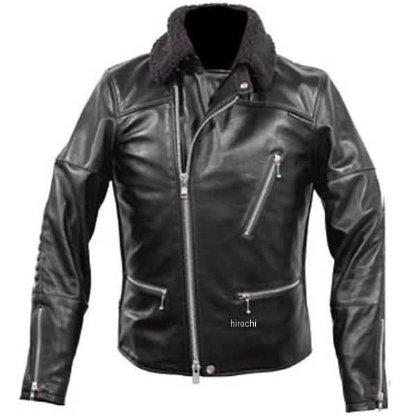 カドヤ KADOYA レザージャケット BOTT 黒 LLサイズ 1137 HD店