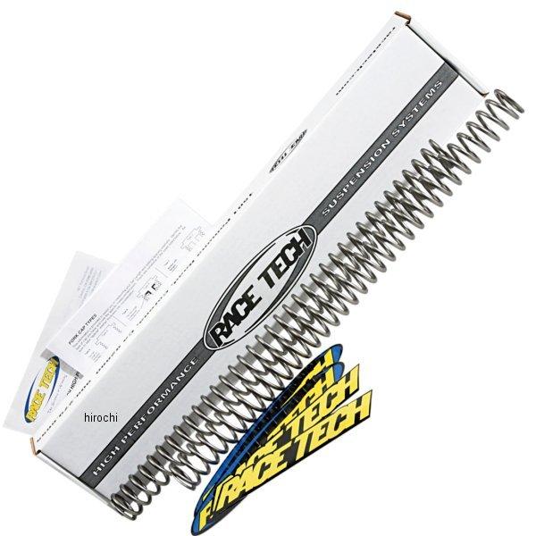 【USA在庫あり】 レーステック RACE TECH フォークスプリング 310mm 1.0kg/mm 40mmx38mm 97年-11年 ホンダ、スズキ、KTM 0405-0023 HD店