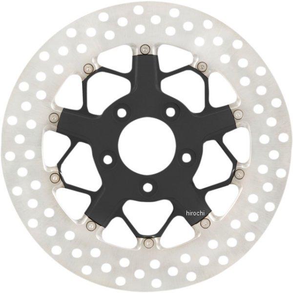 【USA在庫あり】 ローランドサンズデザイン RSD ブレーキローター 11.8インチ フロント 左または右 08年以降 FLT ヒッチ黒つや消し 1710-3045 HD