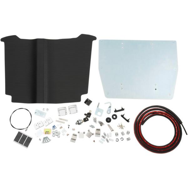【USA在庫あり】 DRAG ツアーパック ハードウェア 完全なキット ロック有り 3516-0208 HD店