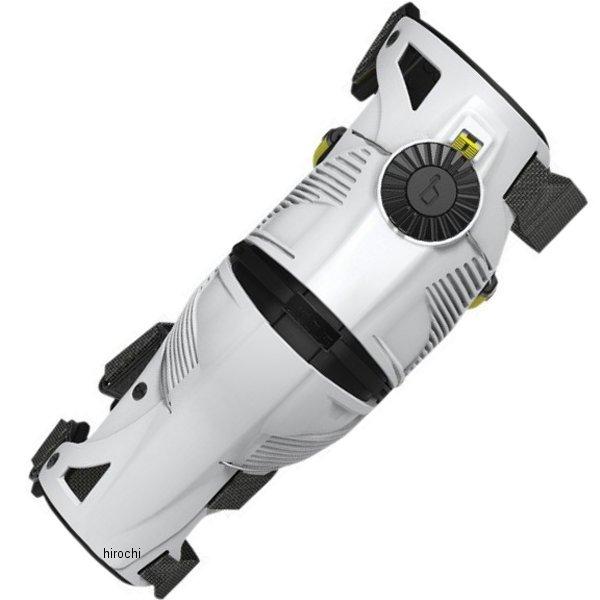 【USA在庫あり】 メビウス mobius プロテクター X8 膝 白/黄 XSサイズ 2704-0406 HD店