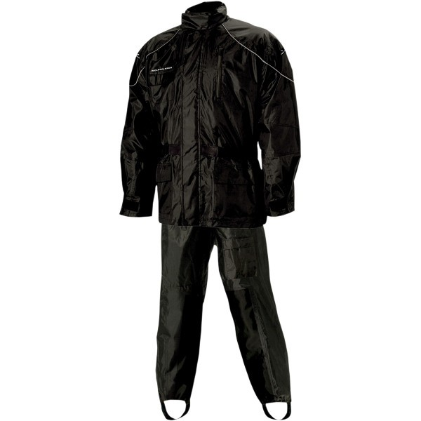 【USA在庫あり】 ネルソンリグ NELSON RIGG レインスーツ AS-3000 黒 XXサイズ 2851-0397 HD