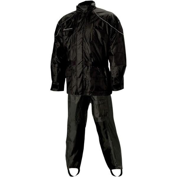 【USA在庫あり】 ネルソンリグ NELSON RIGG レインスーツ AS-3000 黒 XXXLサイズ 2851-0398 HD