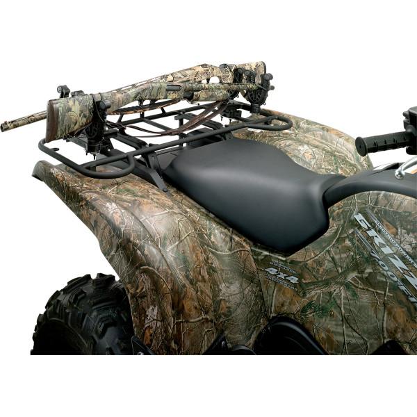 【USA在庫あり】 ムース MOOSE Utility Division 銃・ライフルホルダー FLEXGRIP 2丁用 ラック キャリア(2個売り) 3518-0055 HD