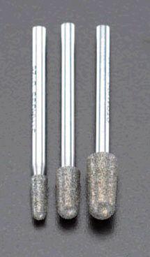 【メーカー在庫あり】 エスコ ESCO 3本組/3mm軸 ダイヤモンドバーセット 000012037766 HD店