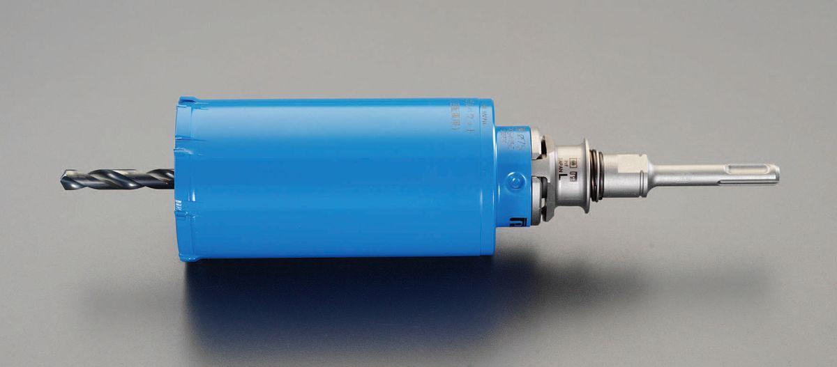 エスコ ESCO 38mm ガルバリウム鋼板用 コアドリル SDSシャンク 000012201164 HD店