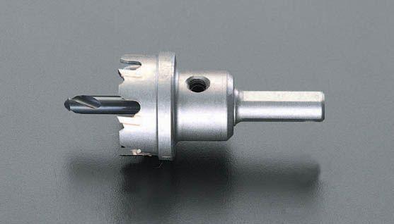 【メーカー在庫あり】 エスコ ESCO 44mm 超硬付ホールソー 000012069618 HD店