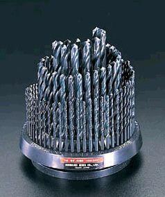 【メーカー在庫あり】 エスコ ESCO 1.0- 13mm ドリルセット 100本組/HSS 000012036571 HD店