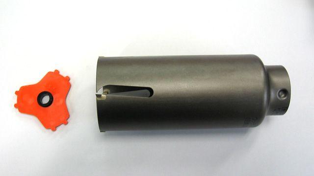 【メーカー在庫あり】 エスコ ESCO 80mm ウッディングコアドリル用替刃 000012081426 HD店