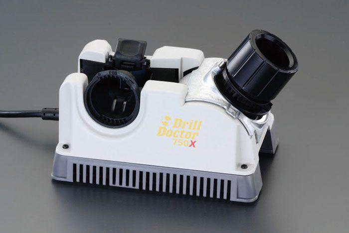ドリル研磨機 2.5-19.0mm HD店 000012084378 ESCO エスコ 【メーカー在庫あり】