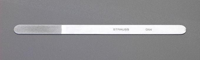 【メーカー在庫あり】 エスコ ESCO 180x12.7x0.6mm/ #200 ダイヤモンド鑢 極薄刃 000012201239 HD店