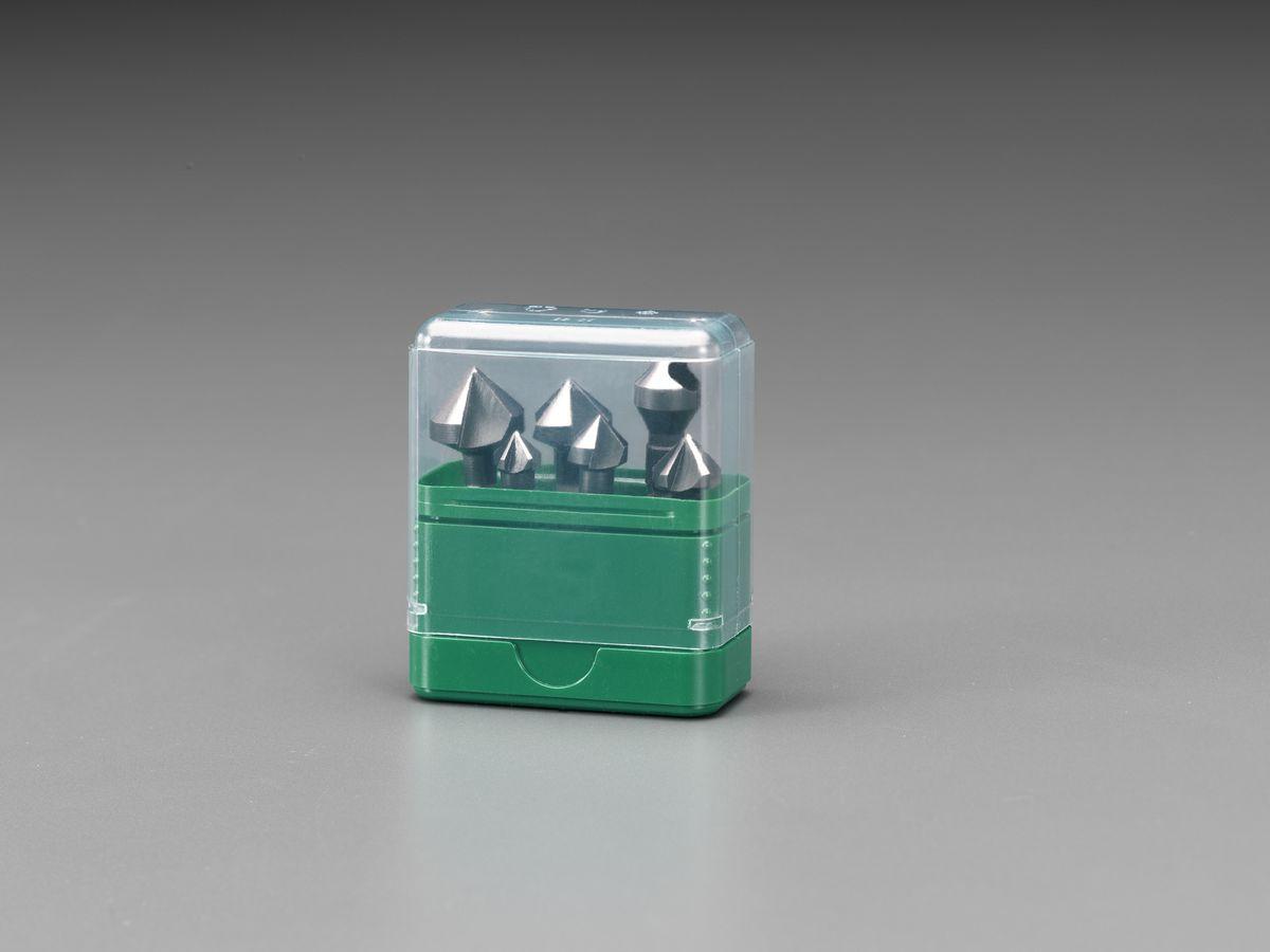 【メーカー在庫あり】 エスコ ESCO 12.4-20.5mm カウンターシンク 1/4
