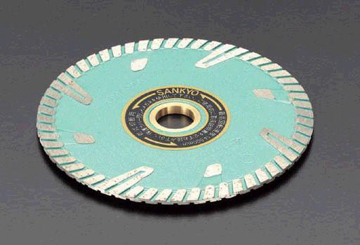 【メーカー在庫あり】 エスコ ESCO 150x2.0x22.0mm ダイヤモンドカッター 000012025635 HD店